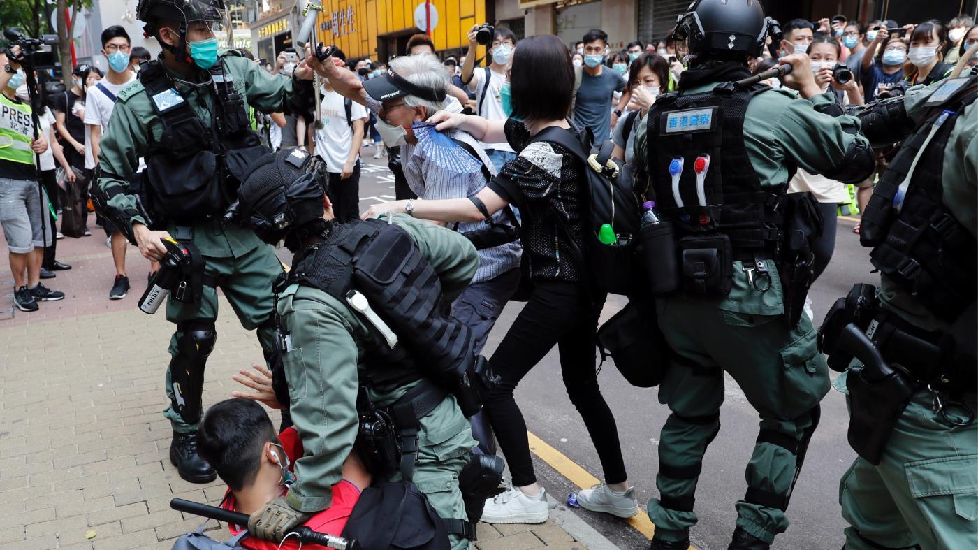 Foto de Os Estados Unidos apóiam Hong Kong e prejudicam sua luta pela liberdade – Quartzo