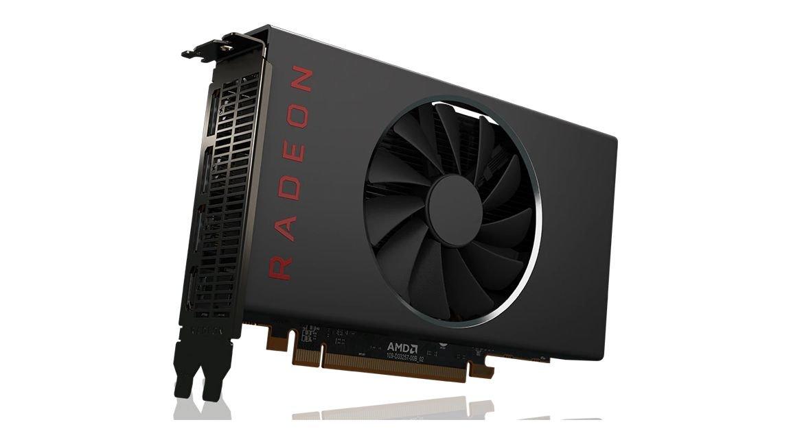 Foto de Vazamento do AMD Radeon RX 5300 indica que poderemos obter outro candidato ao orçamento da AMD em breve