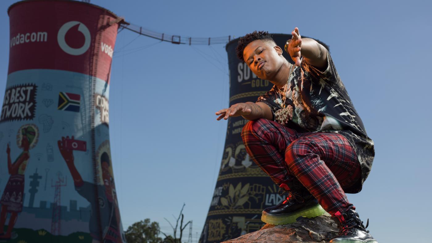 Foto de Universal Music carrega selo Def Jam Africa na Nigéria, África do Sul – Quartz Africa