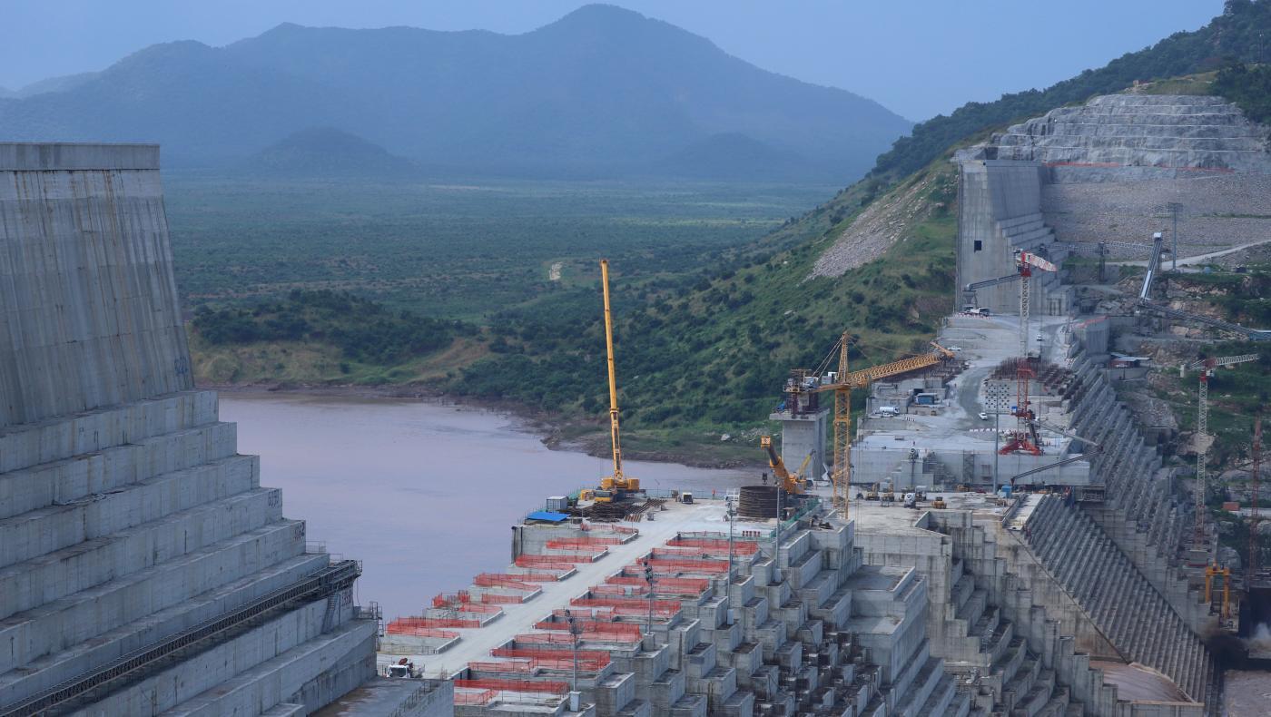 Foto de Etiópia, Egito, luta pela grande represa do rio Nilo sem Trump – Quartz Africa