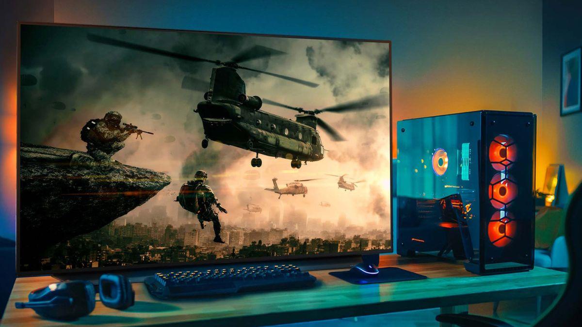 Foto de A TV OLED CX de 48 polegadas da LG está finalmente sendo lançada em todo o mundo