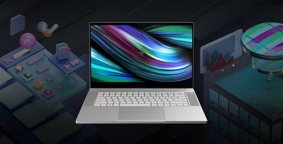 Foto de O Razer Blade 15 Studio Edition vem com especificações excelentes do MacBook Pro