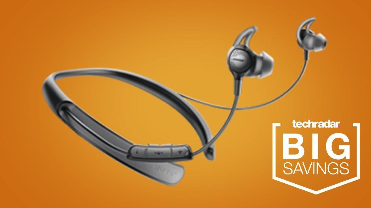 Foto de Obtenha um par de fones de ouvido Bose QuietControl 30 e economize AU $ 150
