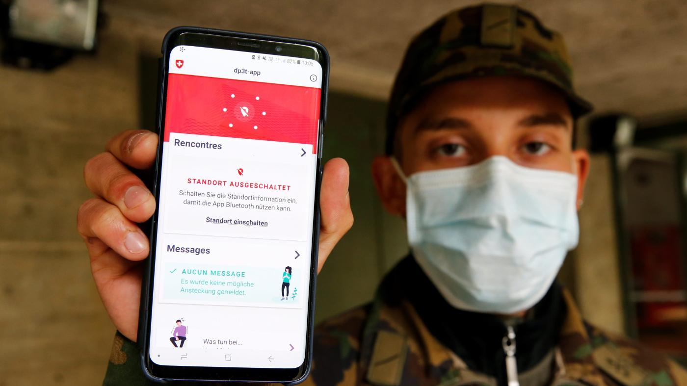 Foto de Questões de privacidade forçam os países a descentralizar os dados de rastreamento de contatos – Quartzo