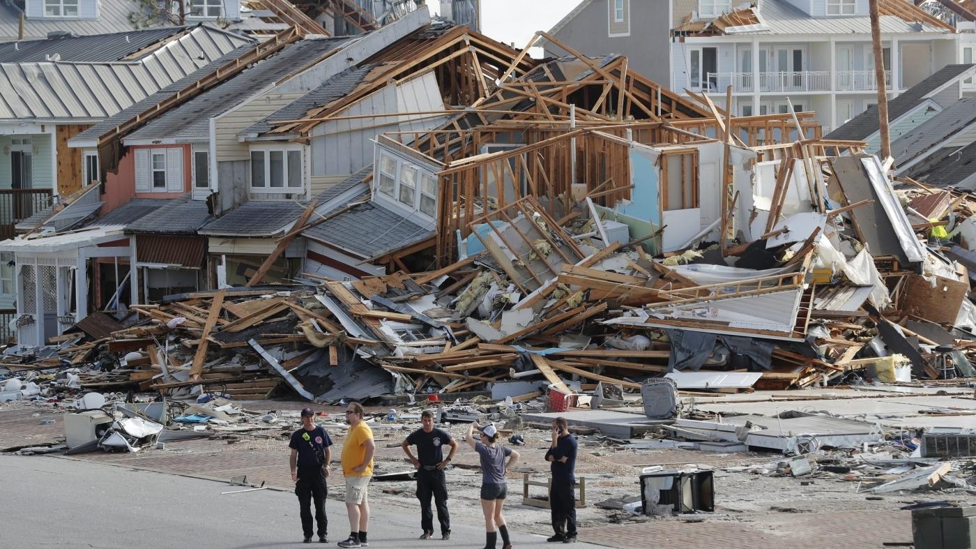 Foto de Covid interrompe a longa recuperação da Flórida desde o furacão Michael de 2018 – quartzo