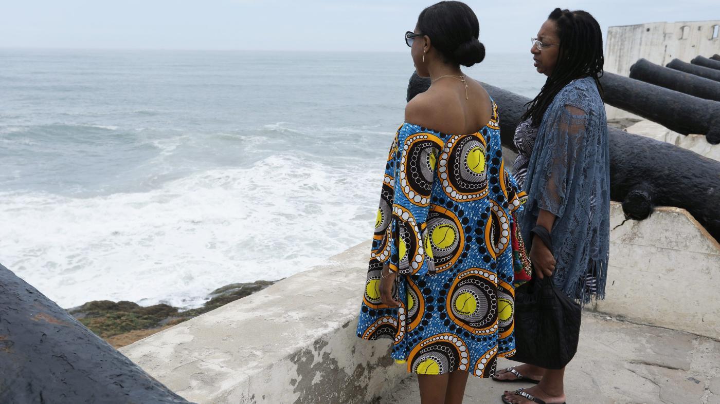 Foto de Uma visita turística às raízes de Gana foi um pedido de justiça social nos Estados Unidos – Quartz Africa
