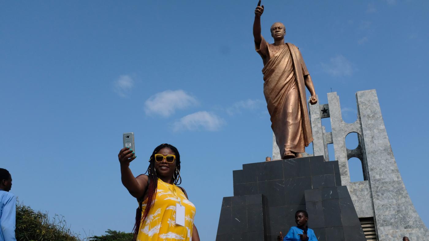 """Foto de """"Venha para casa"""" – Quartz Africa"""