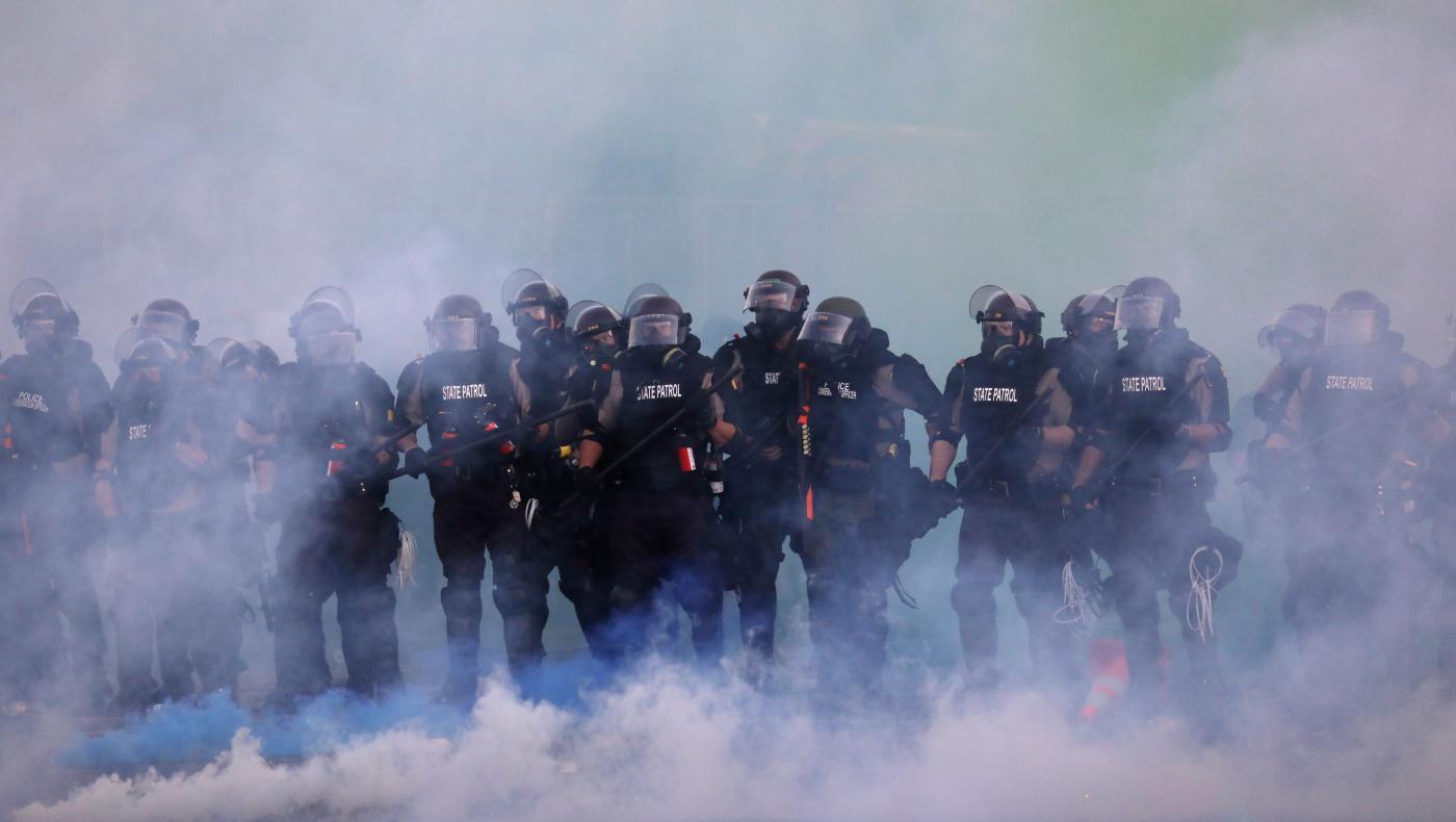 Foto de Para impedir a brutalidade policial, torne-o financeiramente insustentável – Quartzo