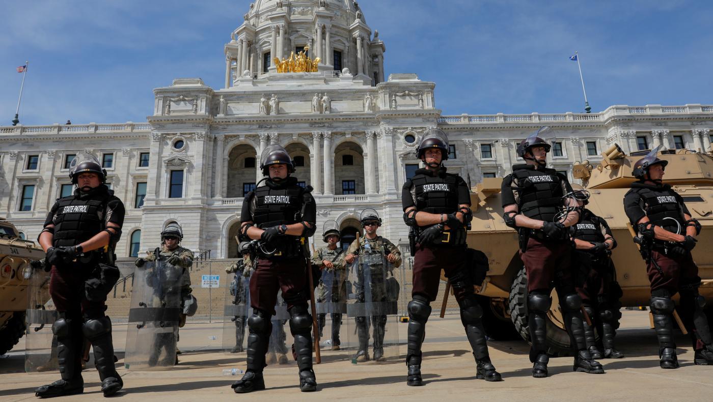 Foto de A brutalidade policial é um problema de saúde pública – Quartzo