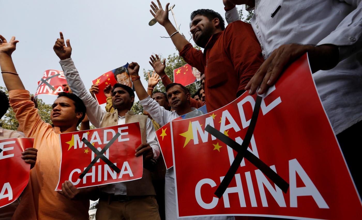 Foto de Conflito entre Índia e China, #BoycottChina pode afetar startups indianas – Quartz India