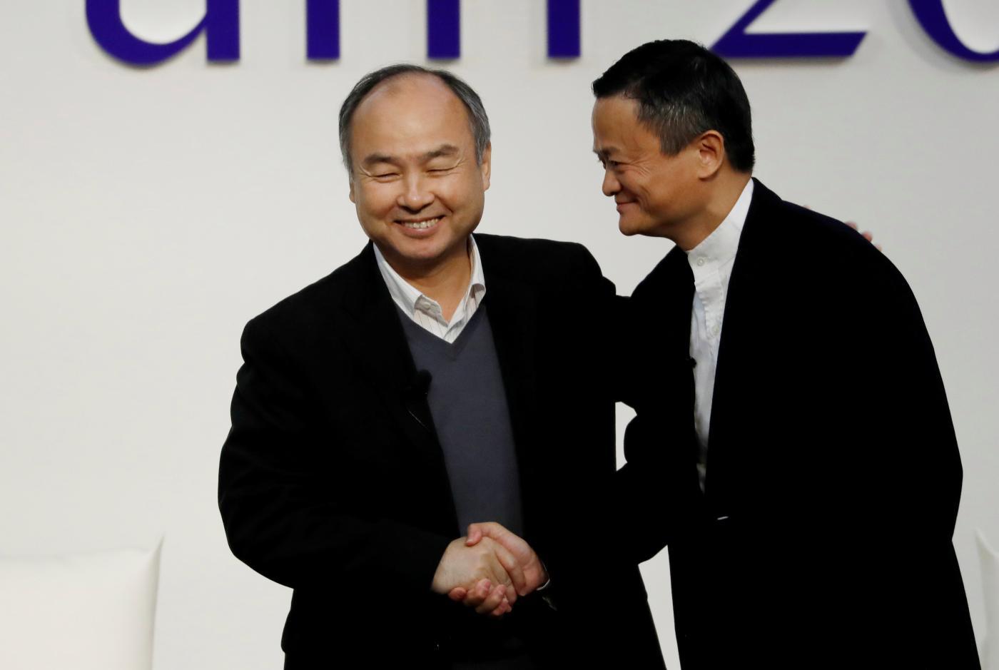Foto de Masayoshi Son deixa o conselho do Alibaba, o melhor investimento do SoftBank – Quartzo