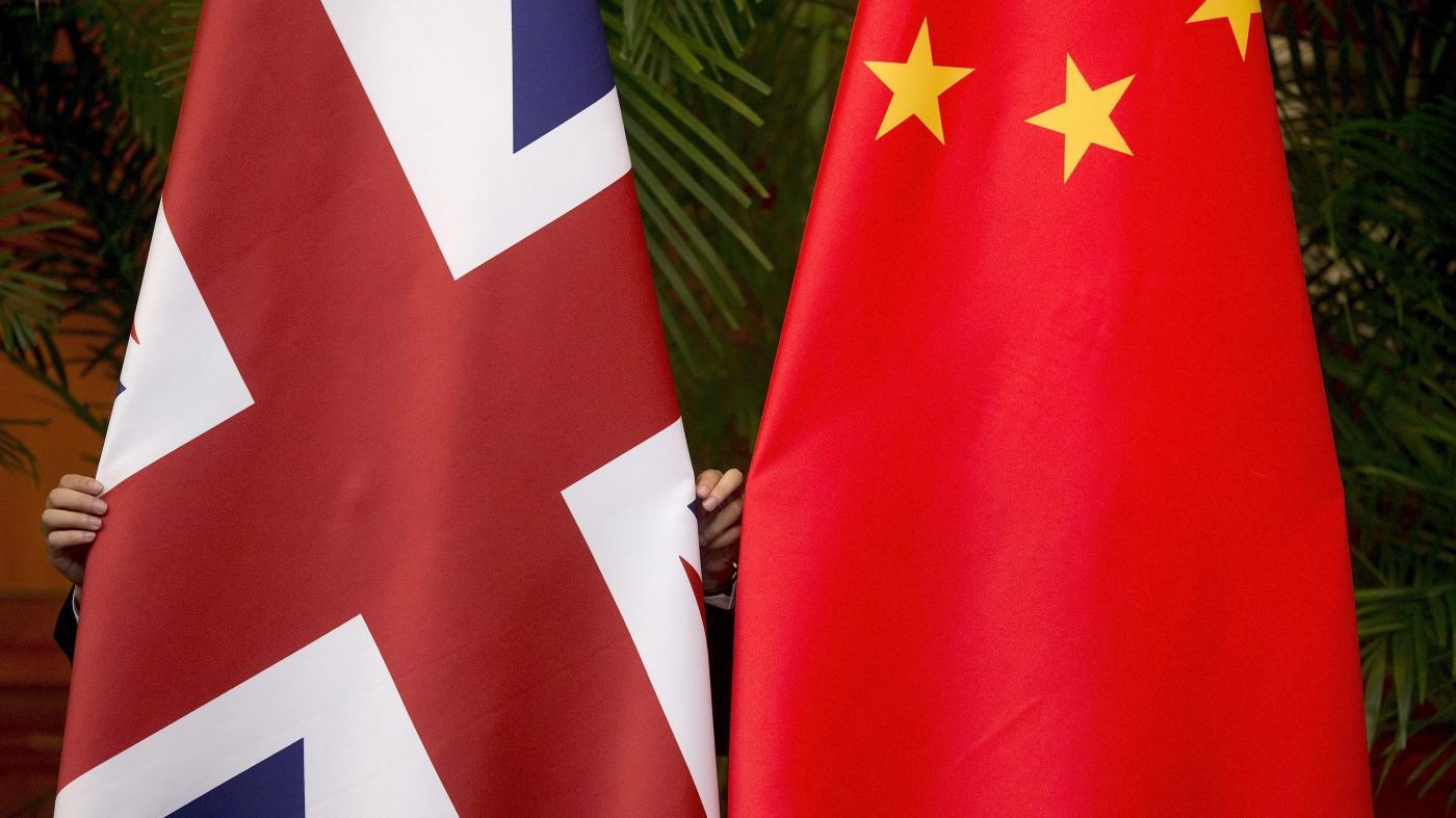 Foto de Grã-Bretanha quer reinventar as relações Reino-China na era Brexit-Quartzo