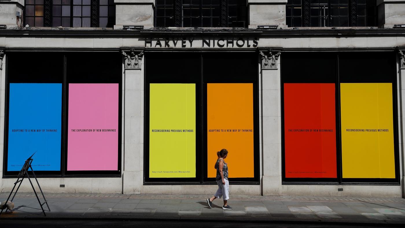 Foto de Empresas não essenciais do Reino Unido reabrirão com otimismo cauteloso – Quartzo