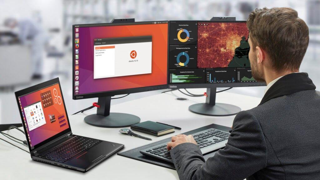 Foto de A Lenovo está adicionando Linux a todos os seus produtos de estação de trabalho