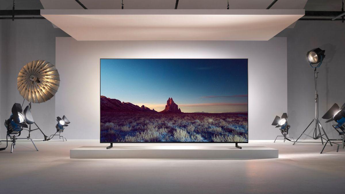 Foto de As melhores TVs de 55 polegadas 4K 2020 – Os melhores porta-estandartes para qualquer orçamento
