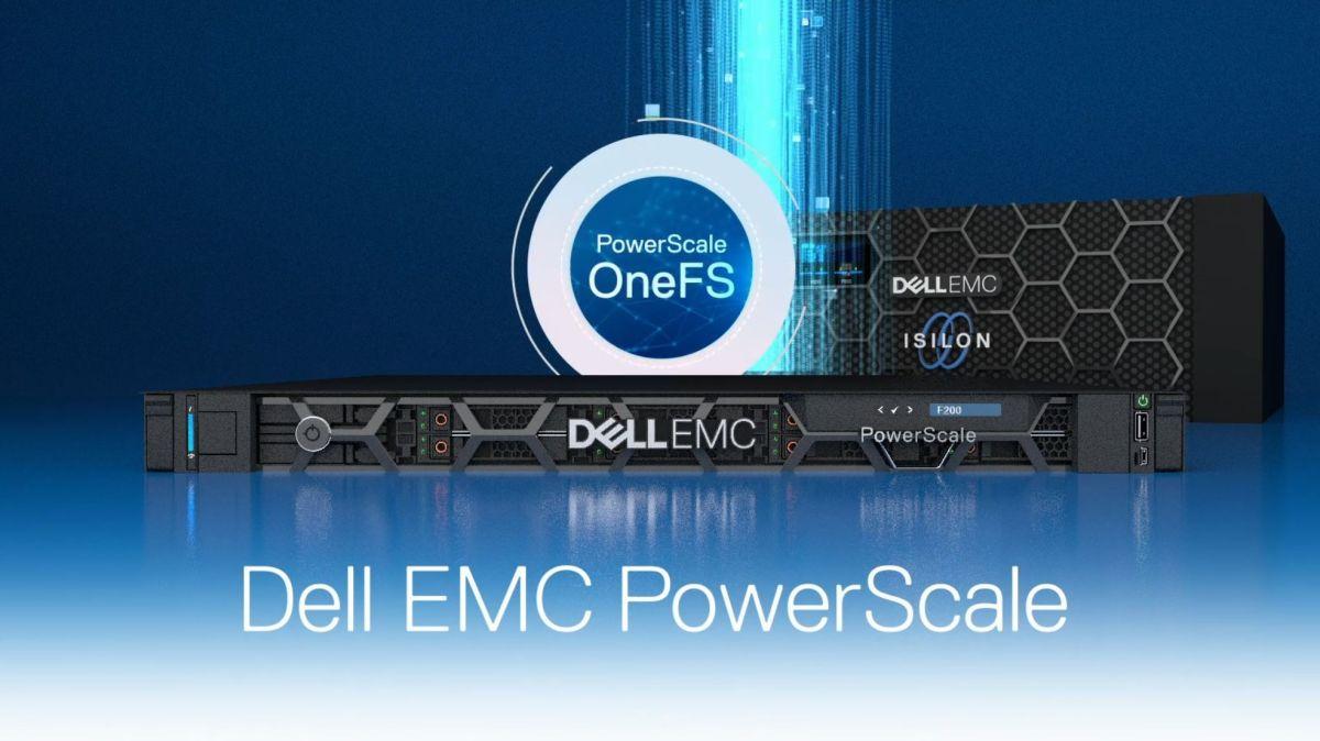 Foto de O Dell EMC PowerScale deseja conquistar todos os seus dados não estruturados