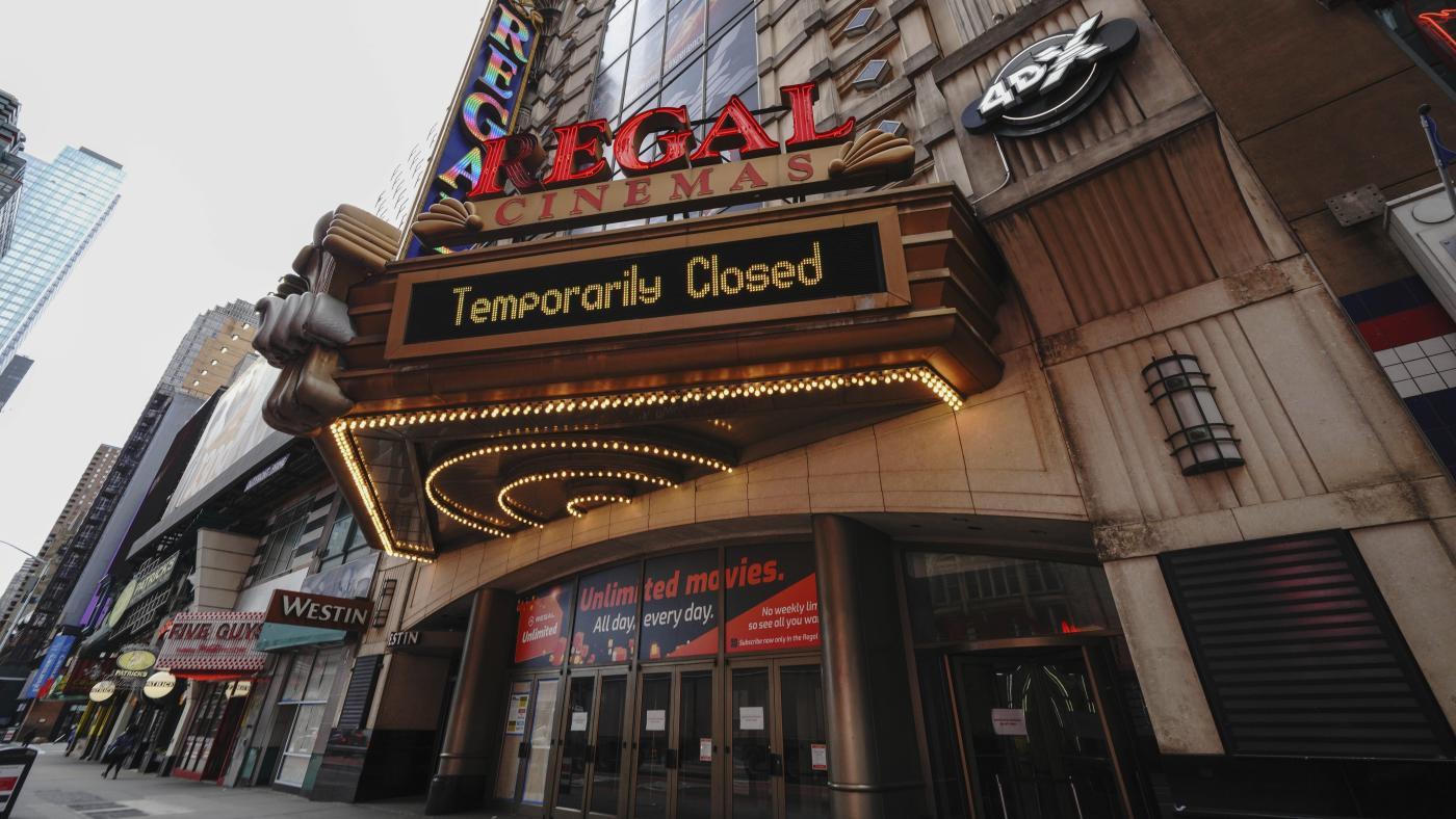 Foto de Como os cinemas podem reabrir com segurança após o Covid-19 – Quartz