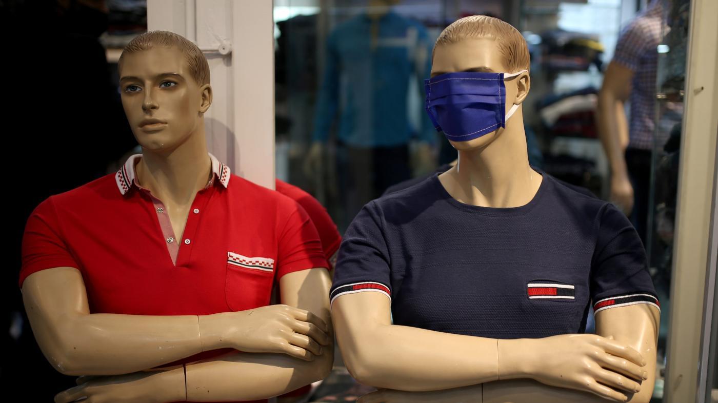 Foto de Como tornar uma máscara de pano mais eficaz para Covid-19 – Quartzo