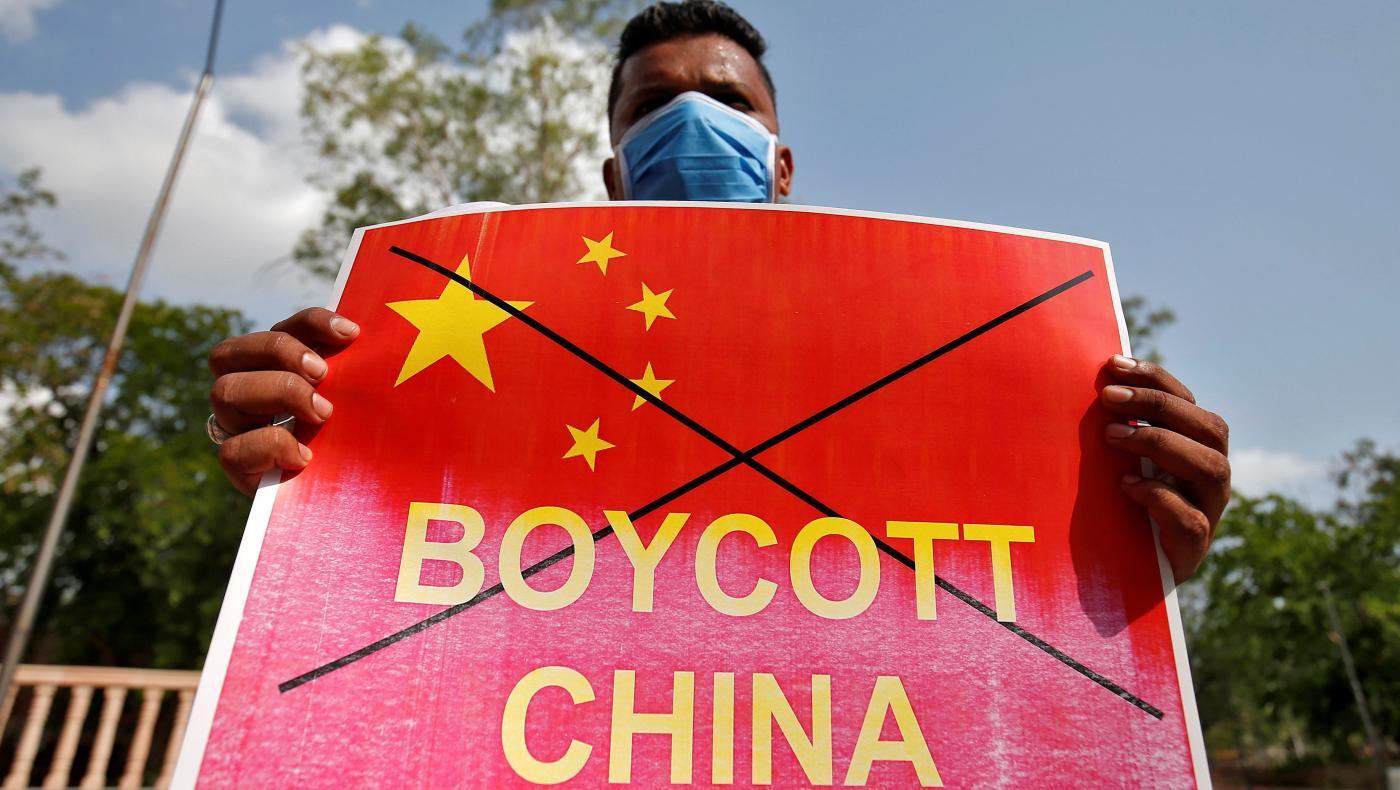 Foto de Startups indianas financiadas pelo Alibaba e Tencent apoiam proibição da China de aplicativos na Índia – Quartz