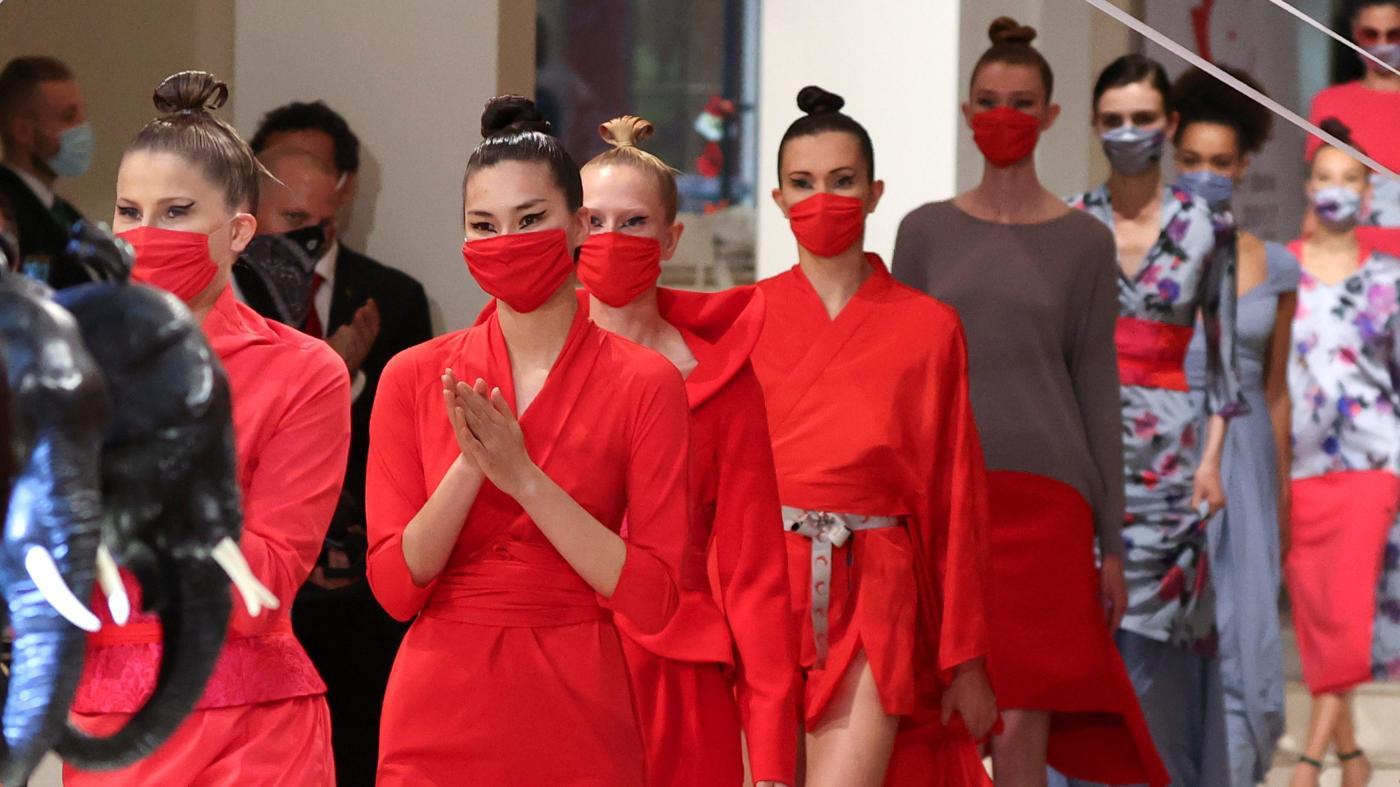 Foto de Máscaras agora são itens de luxo – quartzo