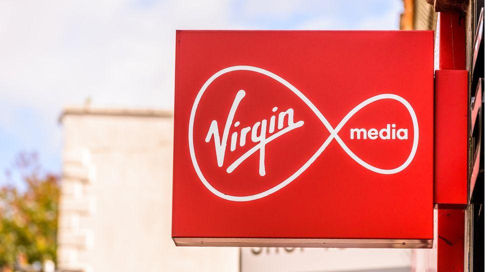 Foto de Virgin Media cai novamente em todo o Reino Unido