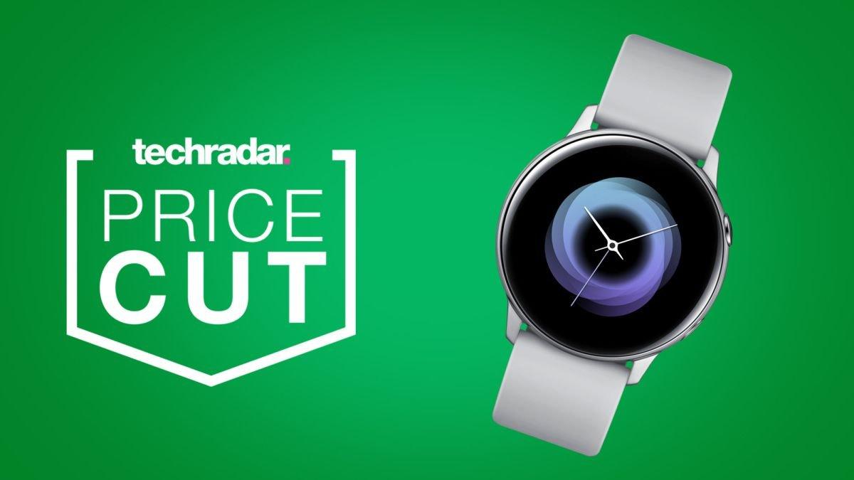 Foto de Ofertas de rastreador de fitness: Samsung Galaxy Watch Active à venda esta semana