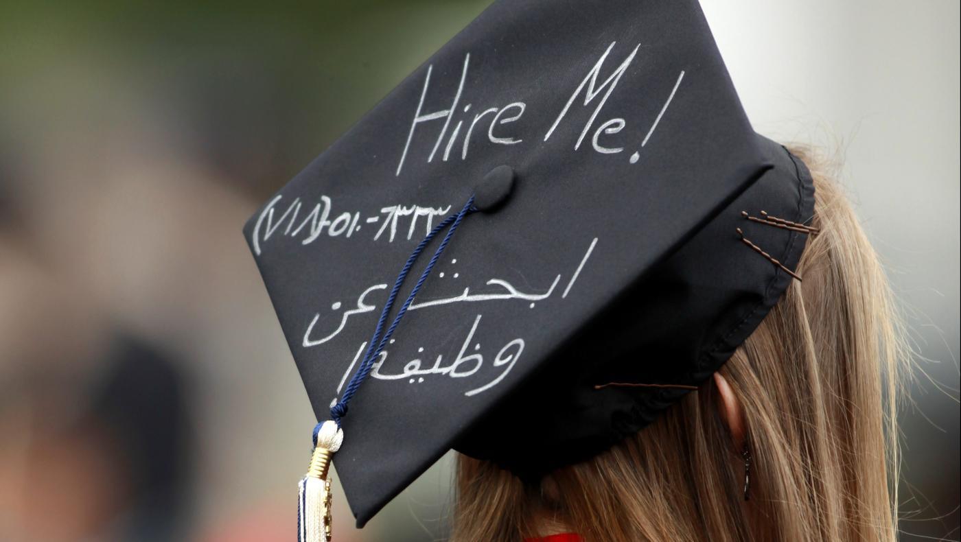 Foto de Os requisitos de educação para empregos de nível básico geralmente são tendenciosos – Quartz no Trabalho
