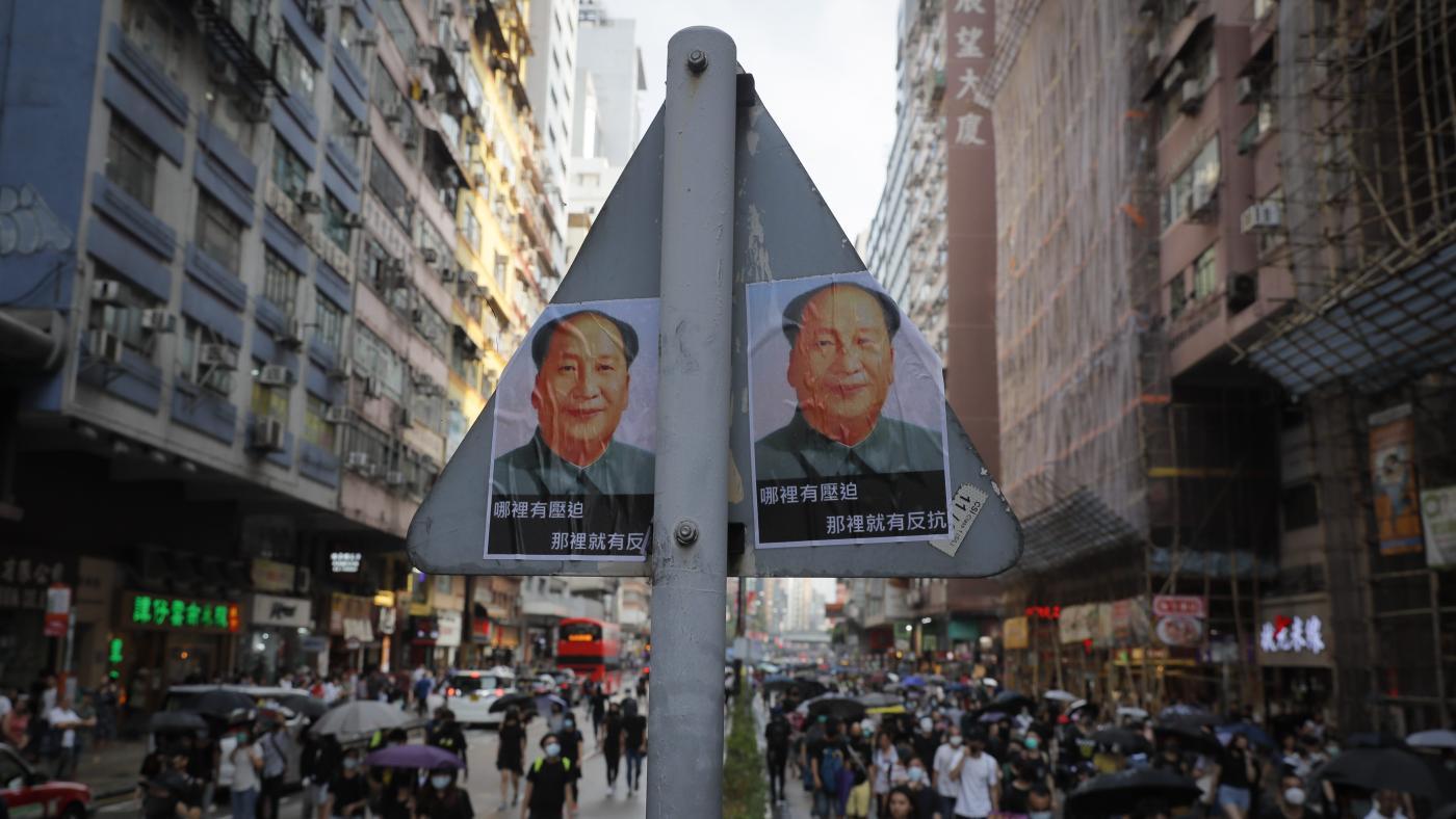 Foto de Repressão política varre os locais de trabalho de Hong Kong – quartzo