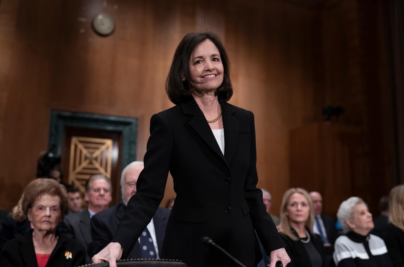 Foto de Painel do Senado aprova opiniões pouco ortodoxas da candidata do Fed Judy Shelton – Quartzo