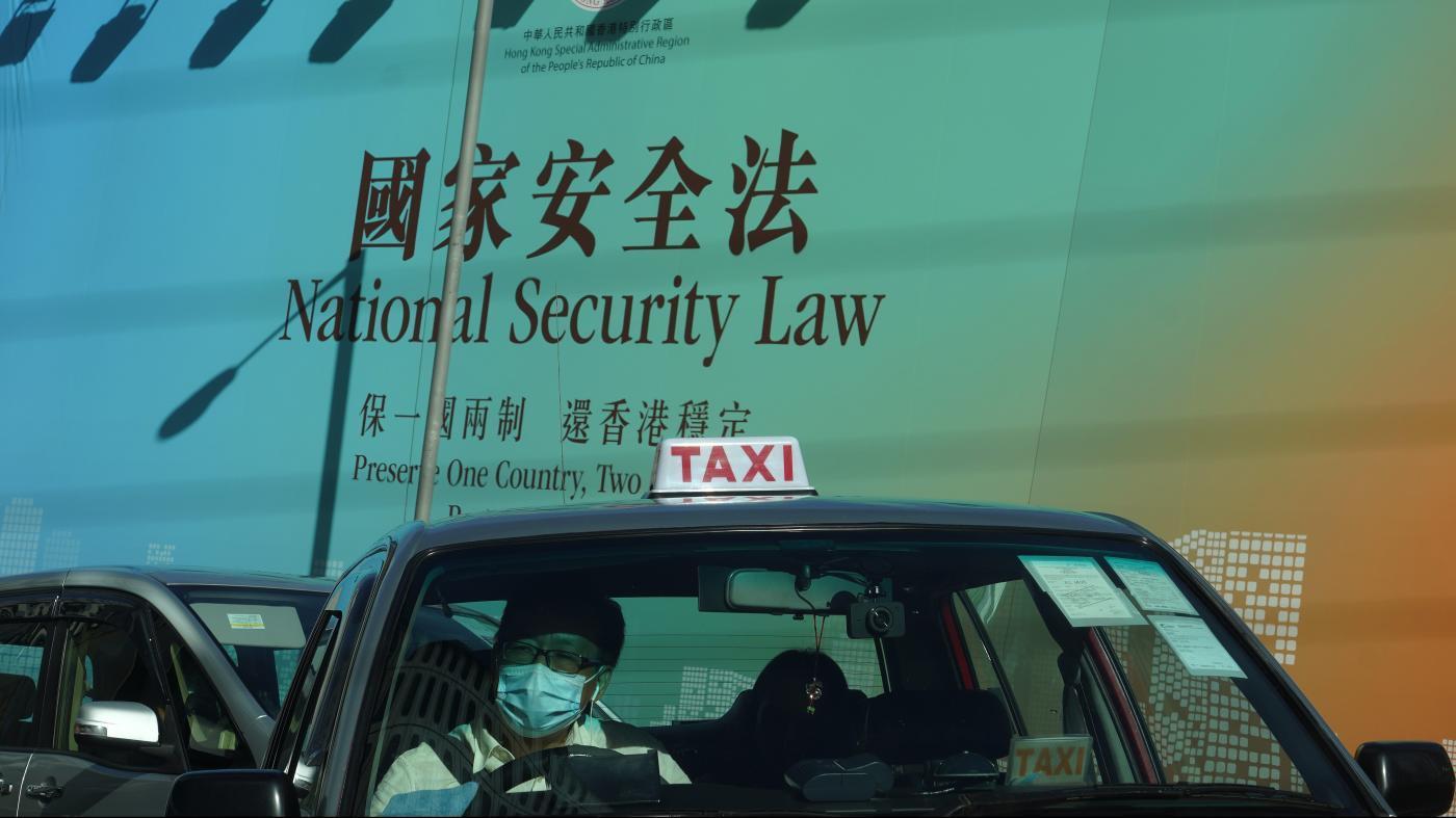 Foto de A lei de segurança nacional de Hong Kong cobre todos na Terra – Quartzo