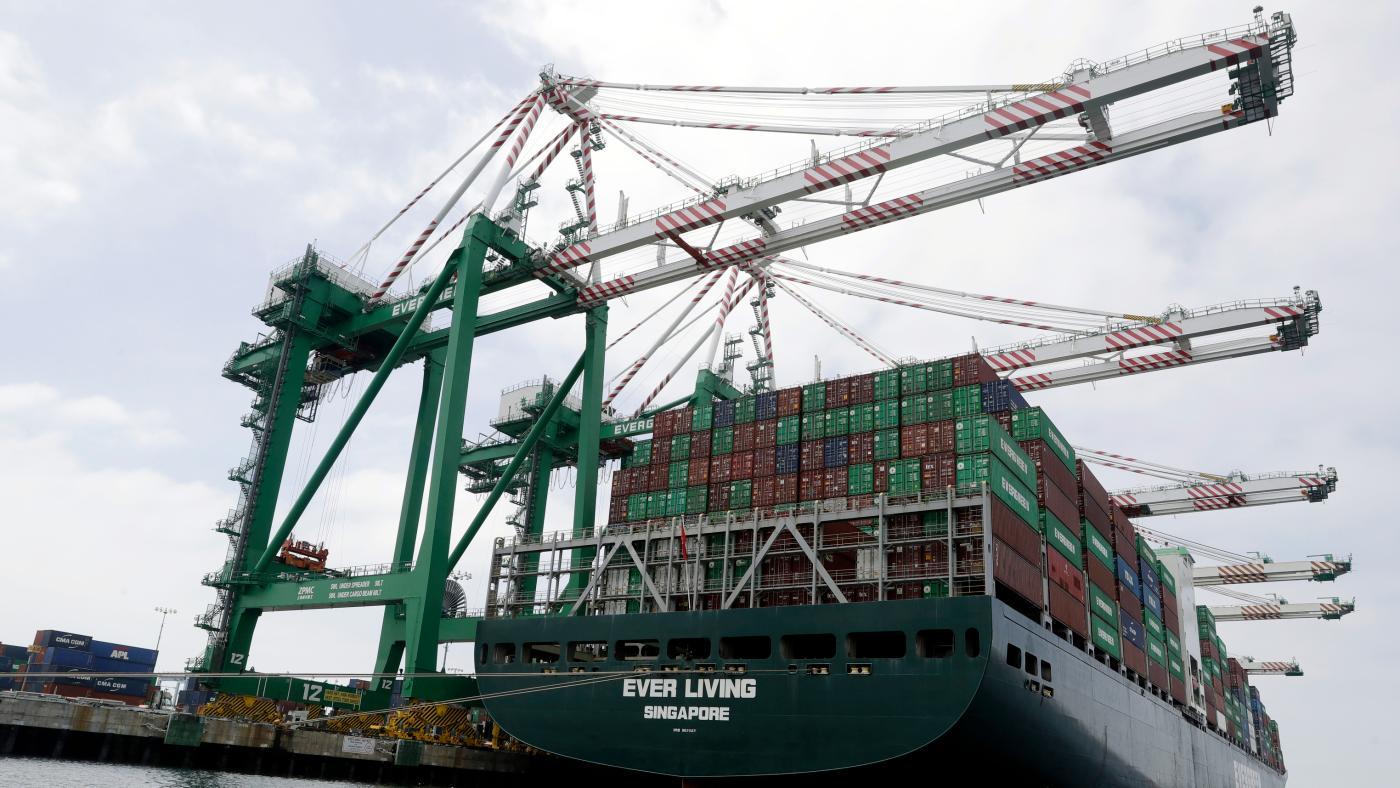 Foto de Quanto comércio está evitando as tarifas de Trump sobre a China? – quartzo