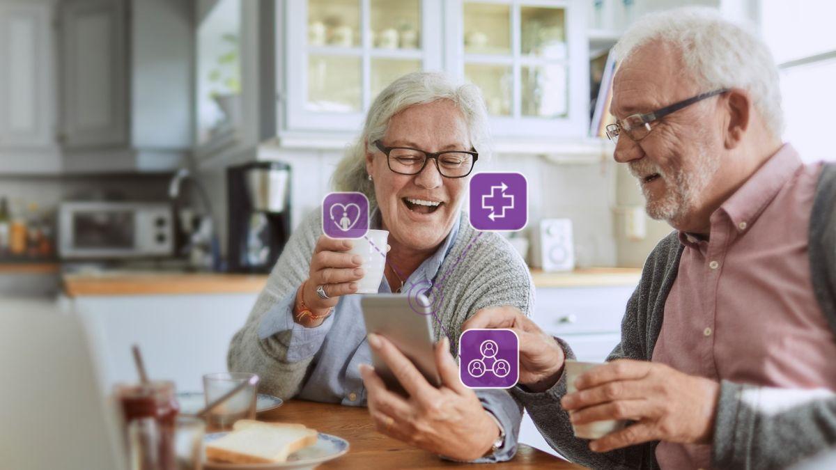 Foto de Como a tecnologia está melhorando a qualidade de vida das pessoas que vivem com demência