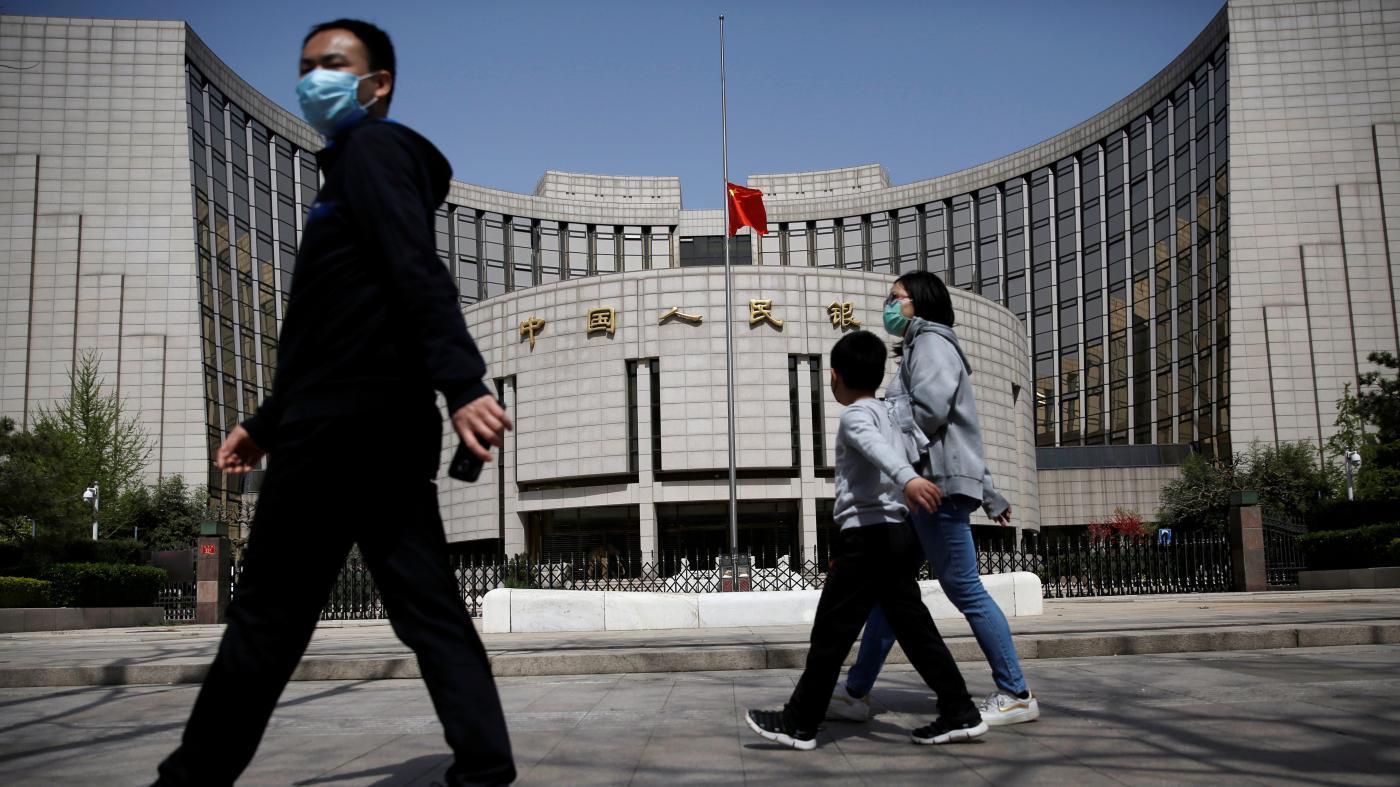Foto de Perdas bancárias chinesas superam credores dos EUA e da Europa Ocidental – Quartzo