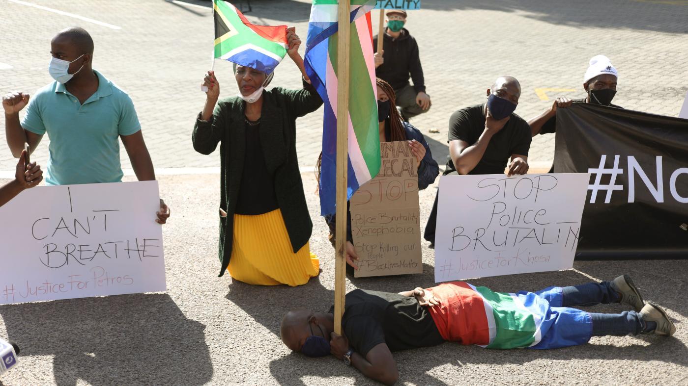 Foto de Lições para o movimento anti-racismo da era pós-apartheid na África do Sul – Quartz Africa