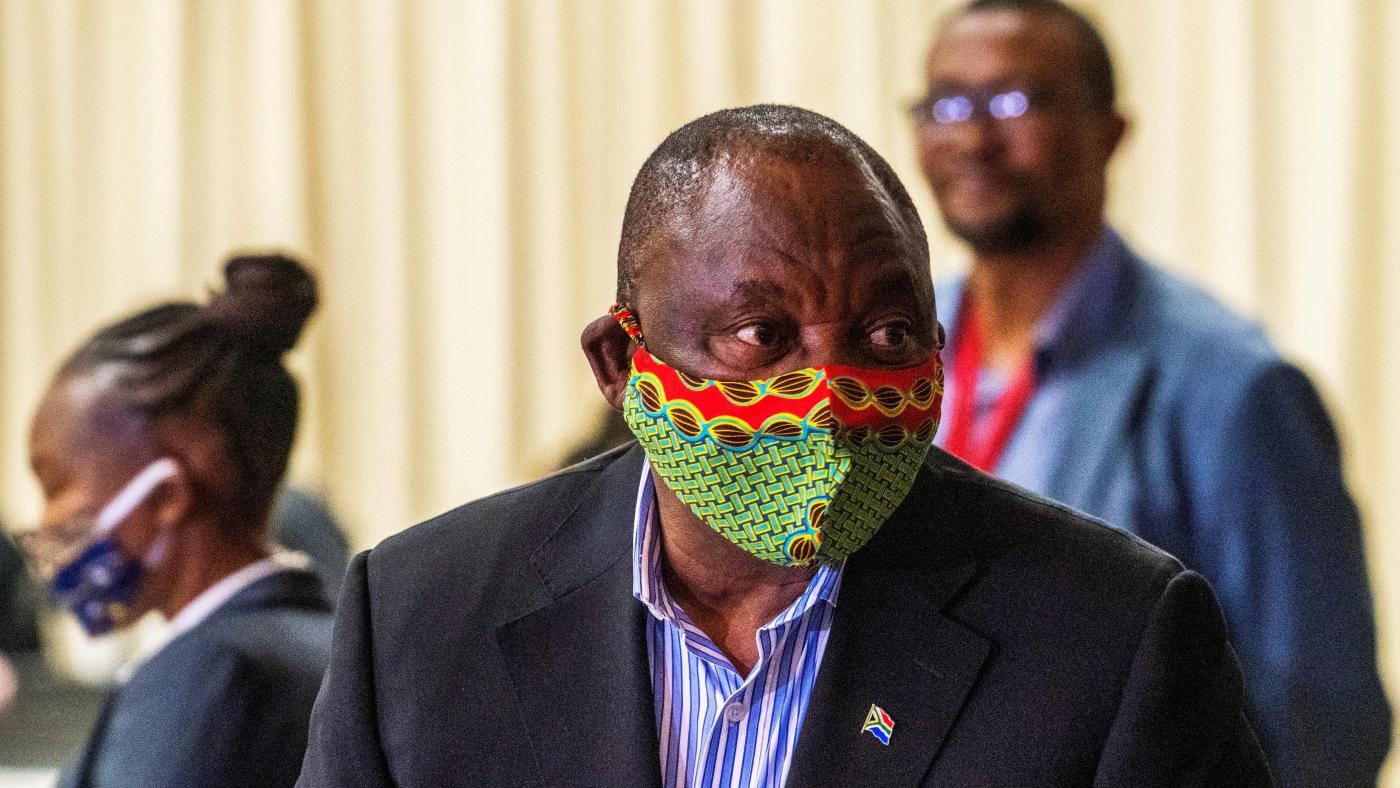 Foto de África do Sul luta com Covid-19 porque mostra desigualdades – Quartz Africa