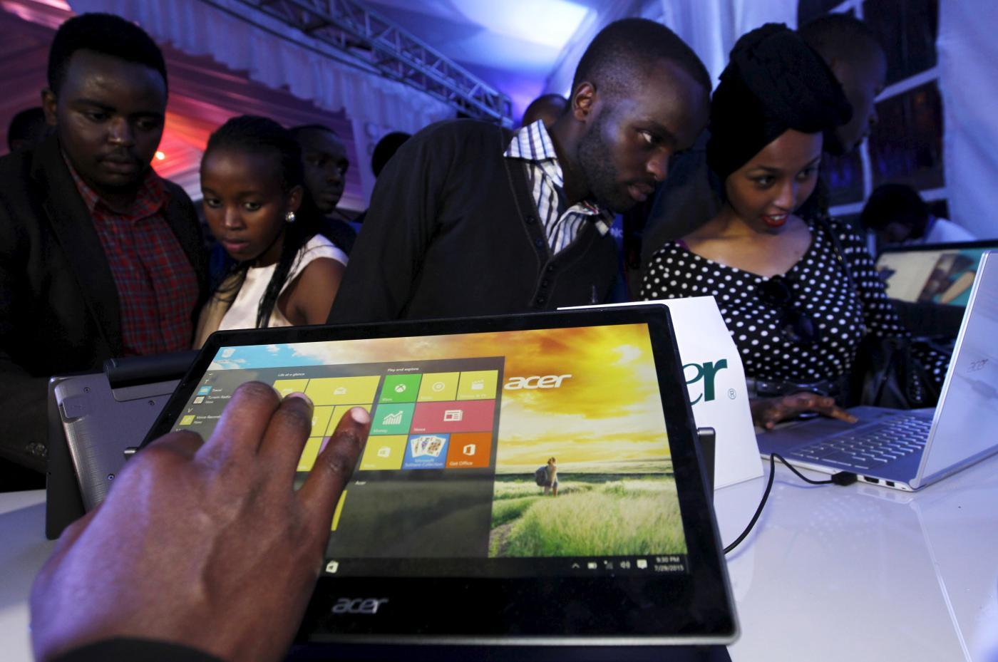 Foto de Quênia e Nigéria aumentam velocidade da internet – Quartz Africa