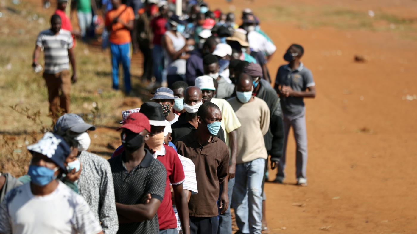 Foto de A economia da África se recuperará mais lentamente do que o esperado