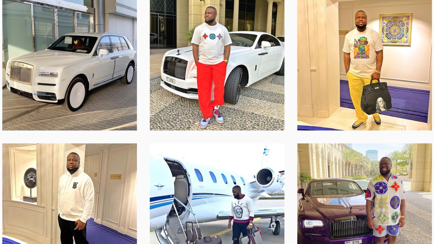 Foto de FBI usa Instagram para obter golpistas nigerianos no Dubai Hushpuppi – Quartz Africa