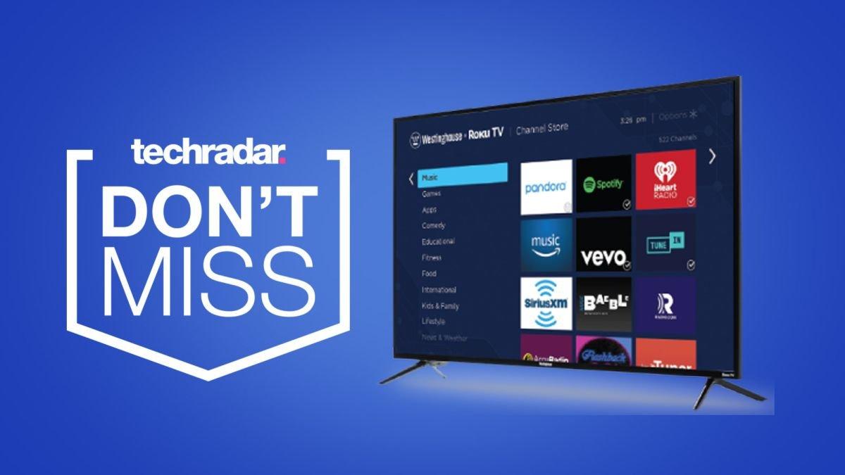 Foto de Alerta de venda de TV em 4 de julho: esta TV Roku de 50 polegadas está à venda por apenas US $ 249,99 na Best Buy
