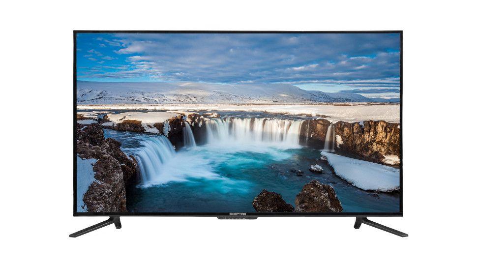 Foto de Essa televisão de 55 polegadas é provavelmente a tela de grande formato mais barata do mundo.