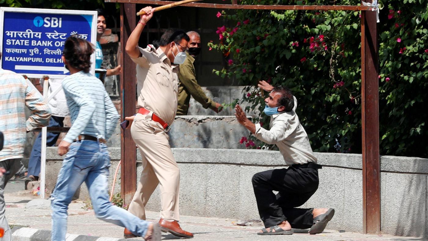 Foto de Índia precisa de mais do que dinheiro para evitar casos de brutalidade policial – Quartz India