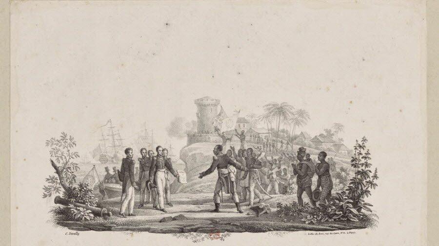 Foto de Como a França extorquiu o Haiti pelo maior assalto da história – Quartz Africa