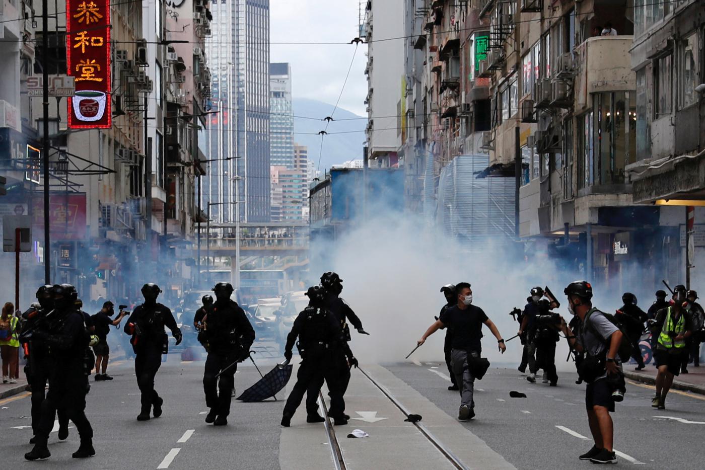 Foto de O que está acontecendo em Hong Kong, em uma linha do tempo: Quartzo