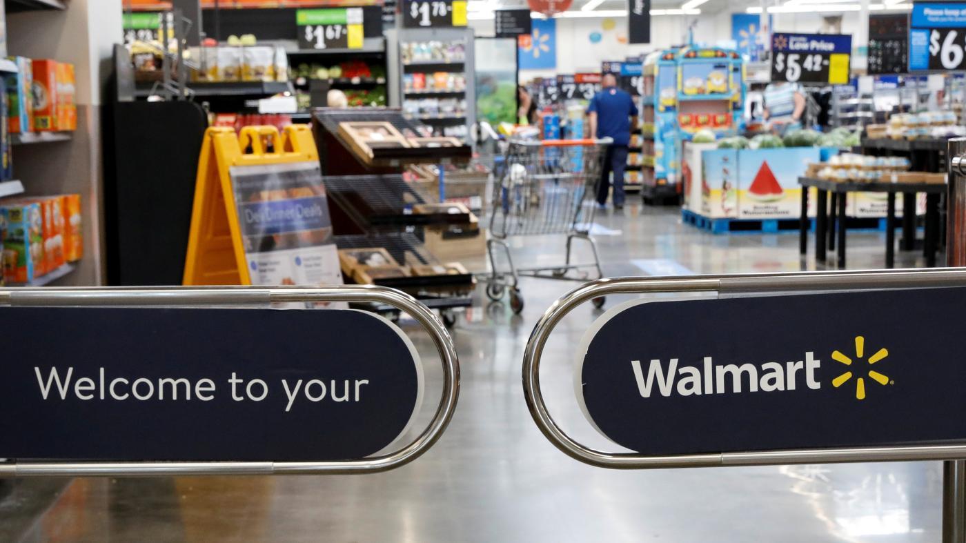 Foto de O Walmart gasta US $ 3,3 milhões por dia limpando Covid-19 e PPE – Quartz