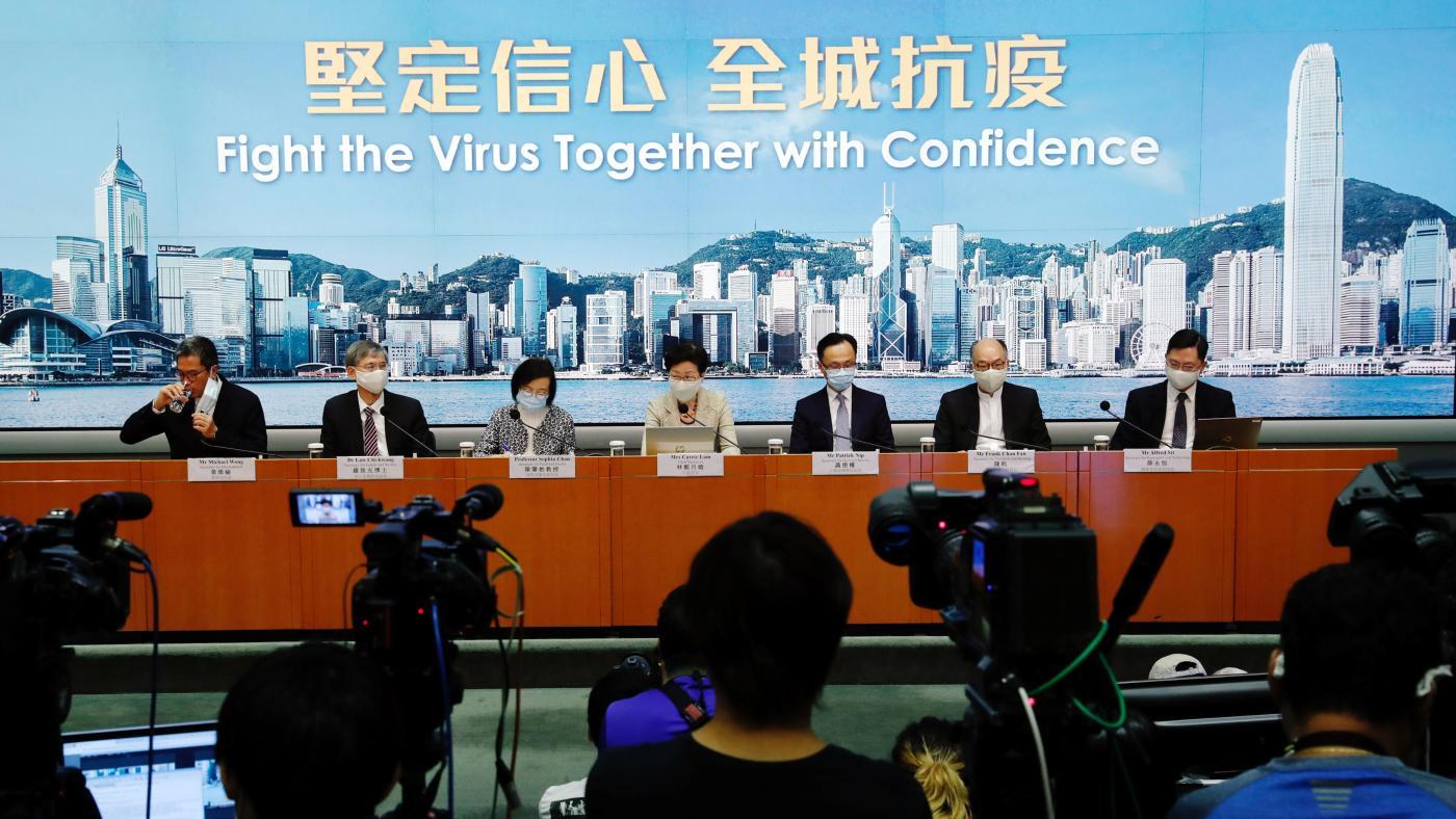 Foto de Por que as pessoas de Hong Kong suspeitam do teste universal Covid-19 – Quartz