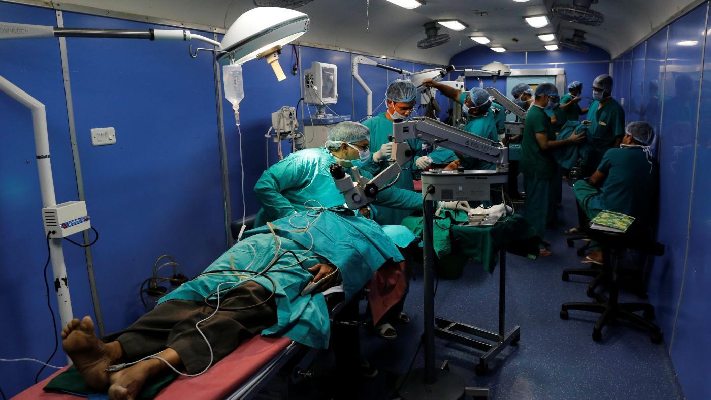 Foto de Hospitais indianos devem realizar cirurgia eletiva apesar da febre de Covid-19 – Quartz India