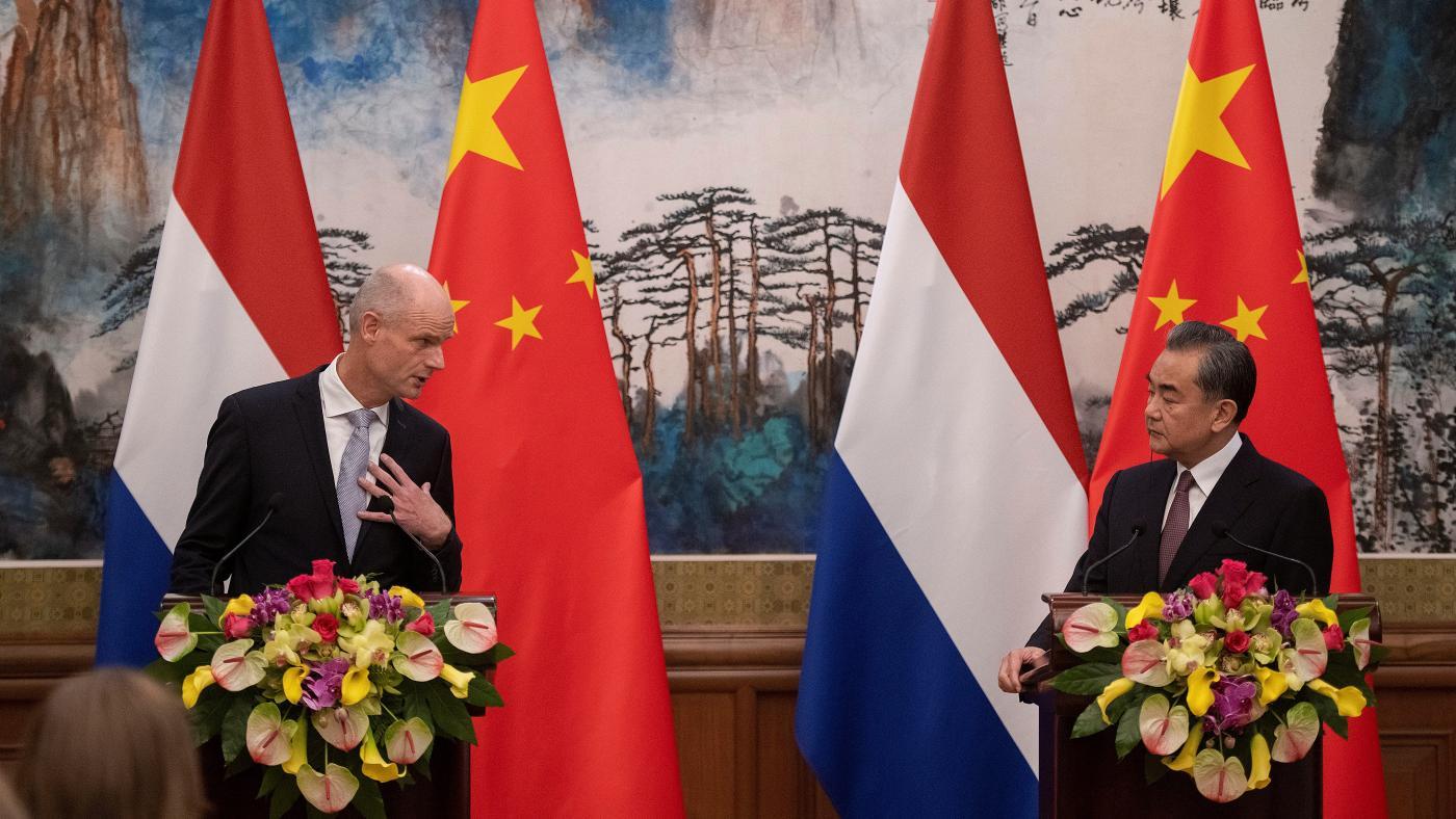 Foto de A visita de Wang Yi à Europa não será tão sem drama quanto a China esperava – Quartz