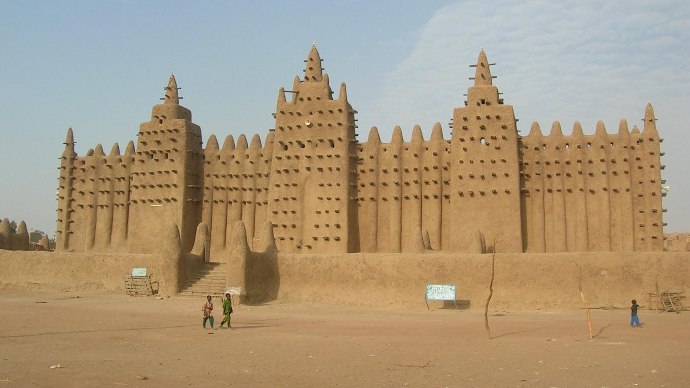 Foto de Sítios do Patrimônio Mundial da África estão ameaçados pelas mudanças climáticas – Quartz Africa