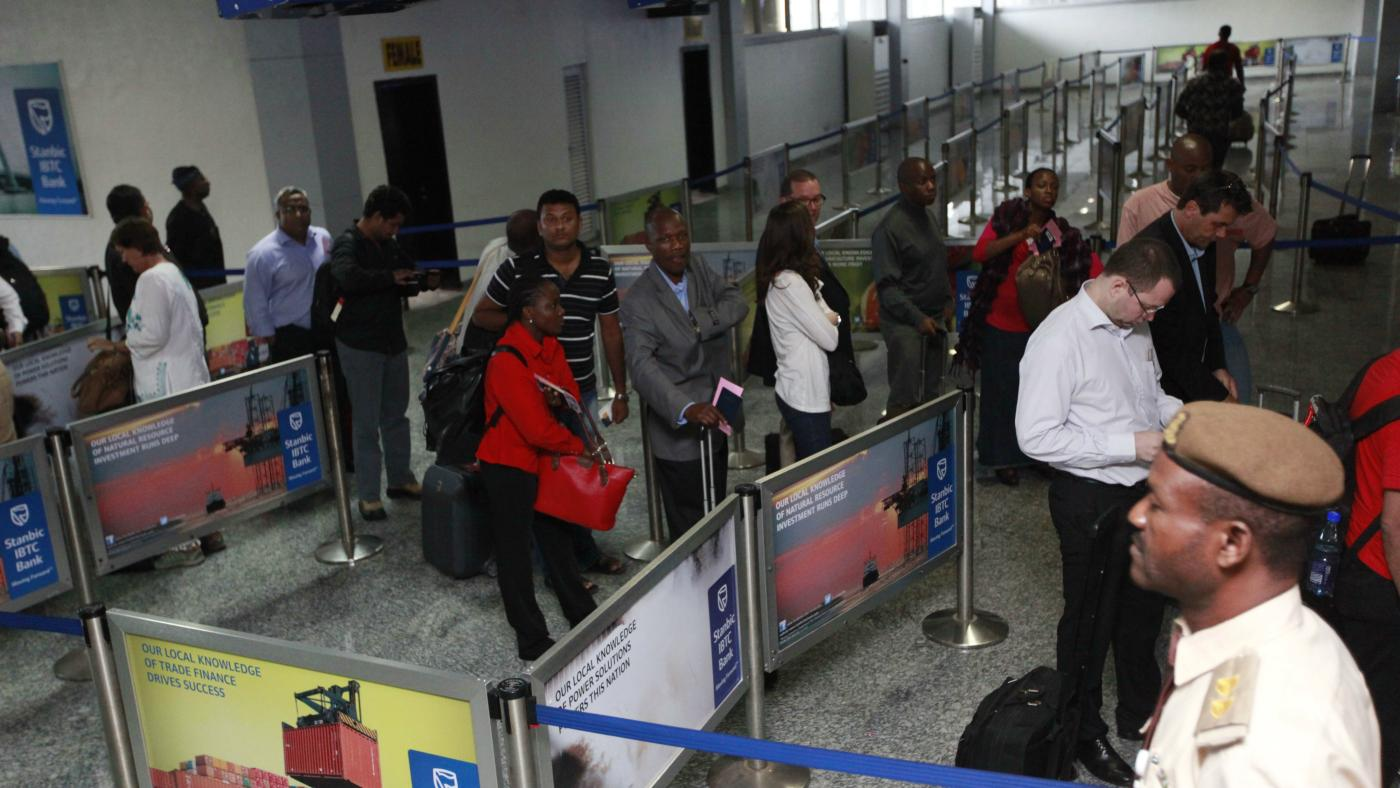 Foto de Os ricos da Nigéria usam Henley em passaportes caribenhos para esquema de dinheiro – Quartz Africa