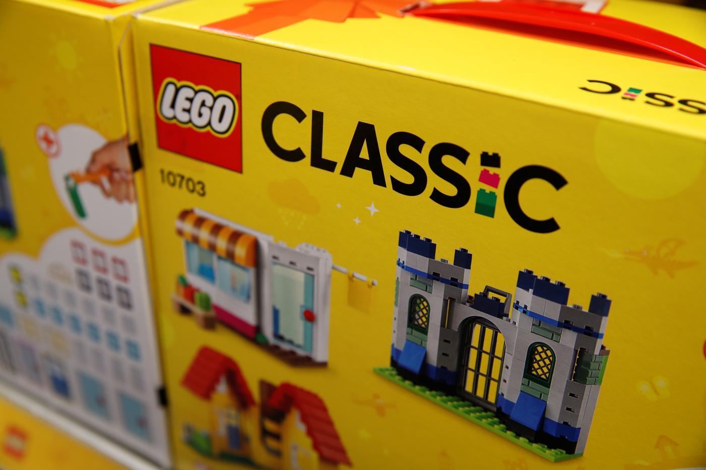 Foto de Vendas de Lego crescem 14% no primeiro semestre de 2020 – Quartzo